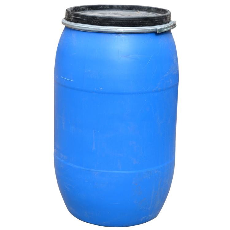 Bid n de pl stico cierre ballesta usado 57x99 cm for Bidon 30 litros cierre ballesta